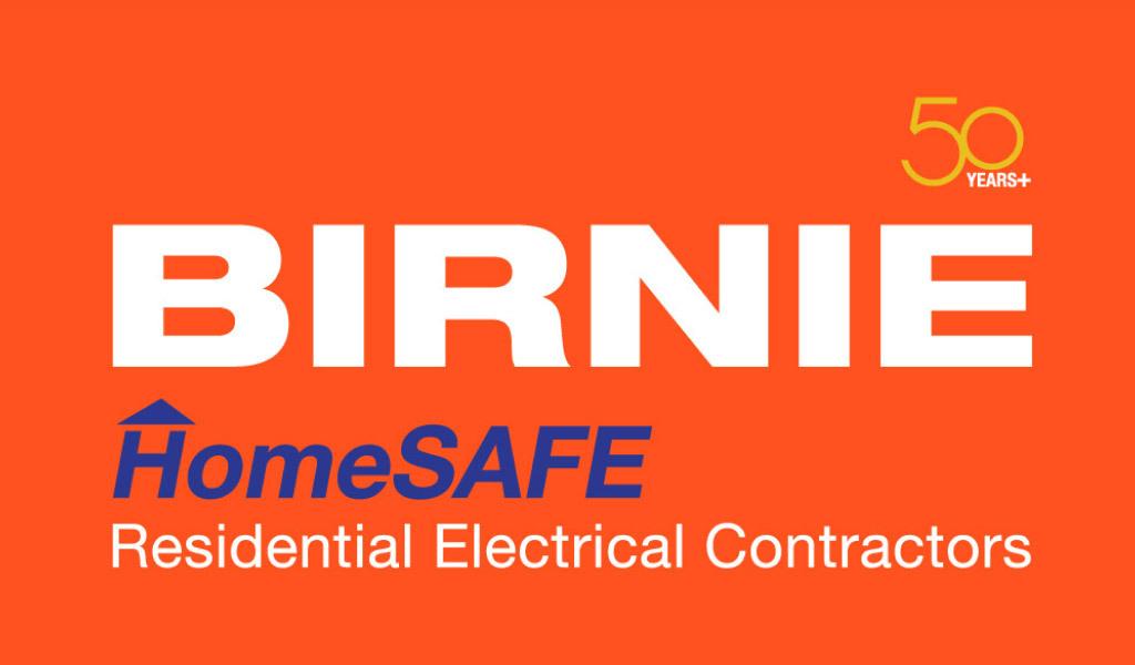 new birnie homesafe logo