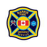 barrie fire department emblem