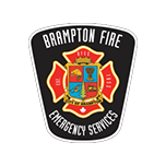 brampton fire department emblem