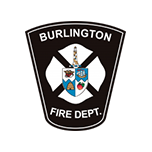 burlington fire department emblem
