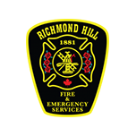 richmond hill fire department emblem