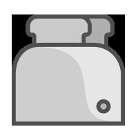 salt and pepper shaker icons