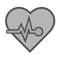 heart medical icons