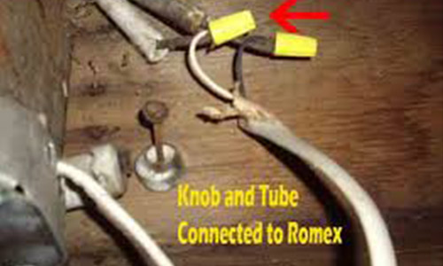dangerous connection wiring
