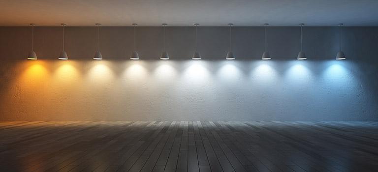 led light colour display